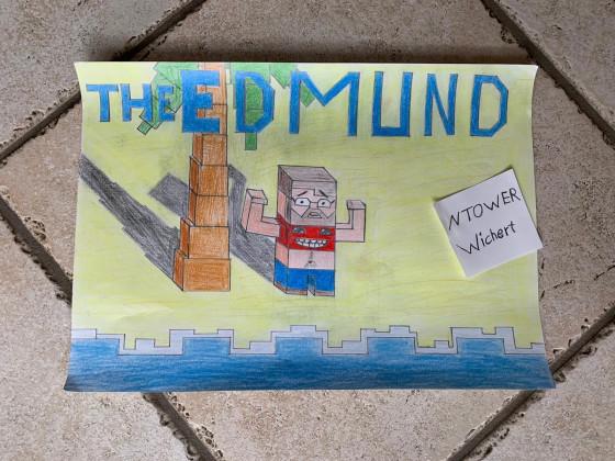 Edmund Mcmillen am Strand hochauflösend