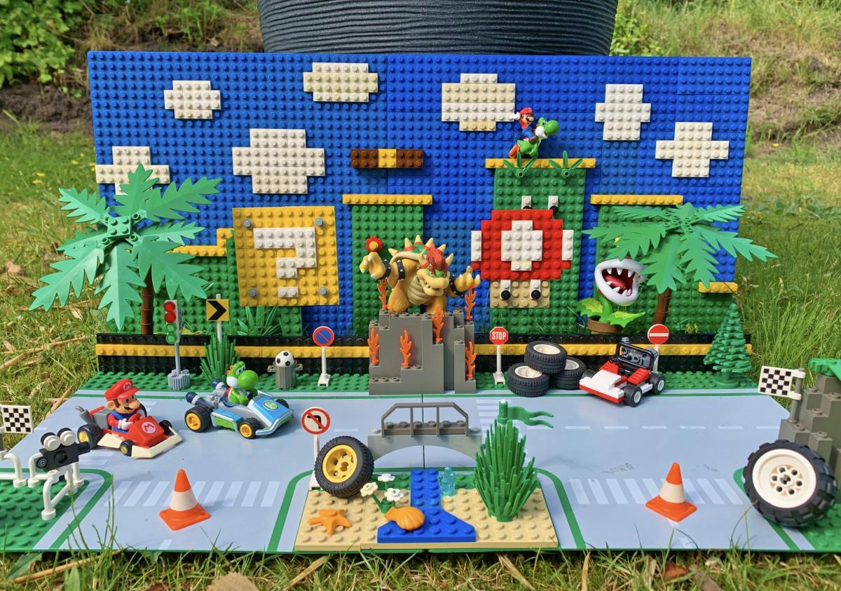 Lego Super Mario Gewinnspiel 2