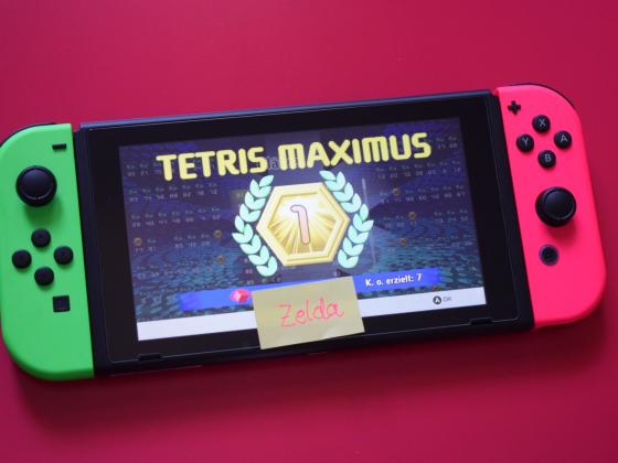 Tetris99 Switch - Tetris Maximus
