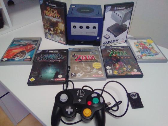 GameCube Zuwachs