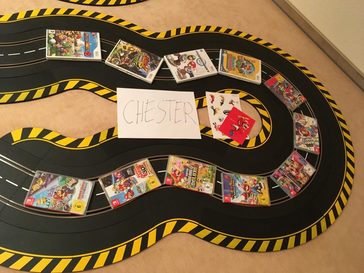 Super Mario 35 Jahre Gewinnspiel