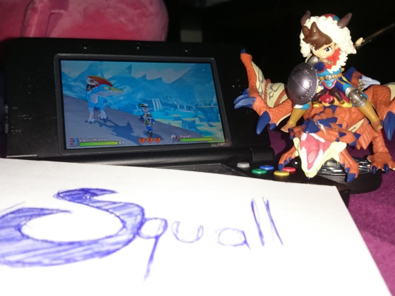 Monster Hunter Stories Gewinnspiel - Squall