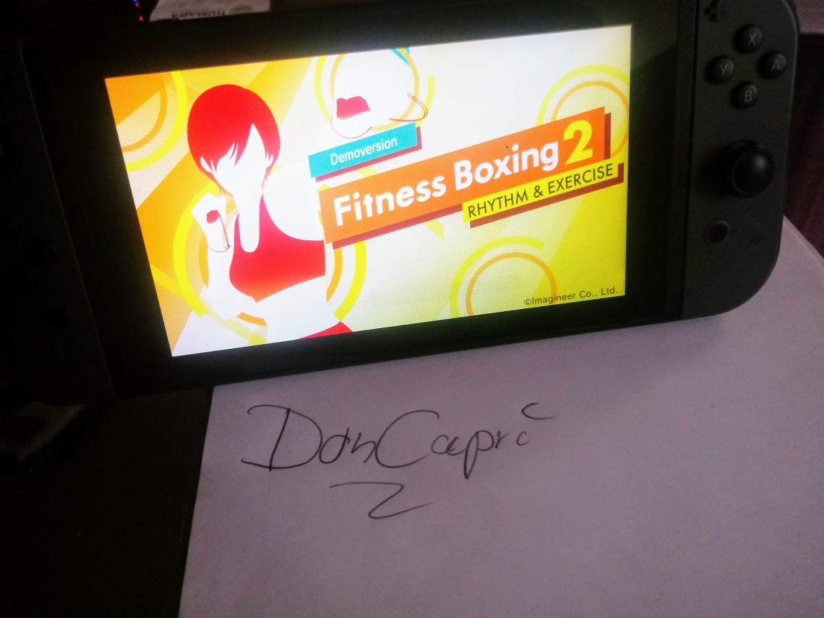 FitnessBoxing2 DC