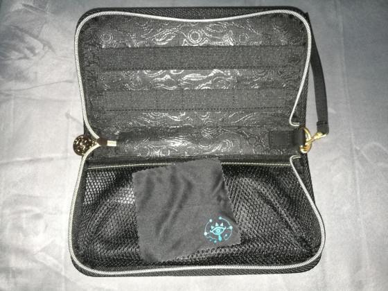 Zelda Case