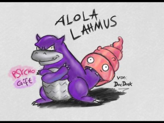 Alola Lahmus