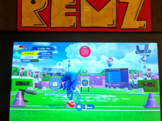 Sonic Gewinnspiel