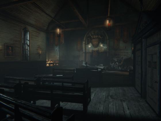 Outlast 2 Kapelle