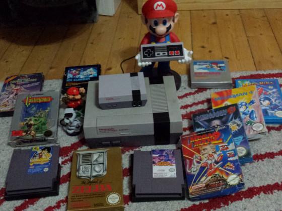 NES Sammlung