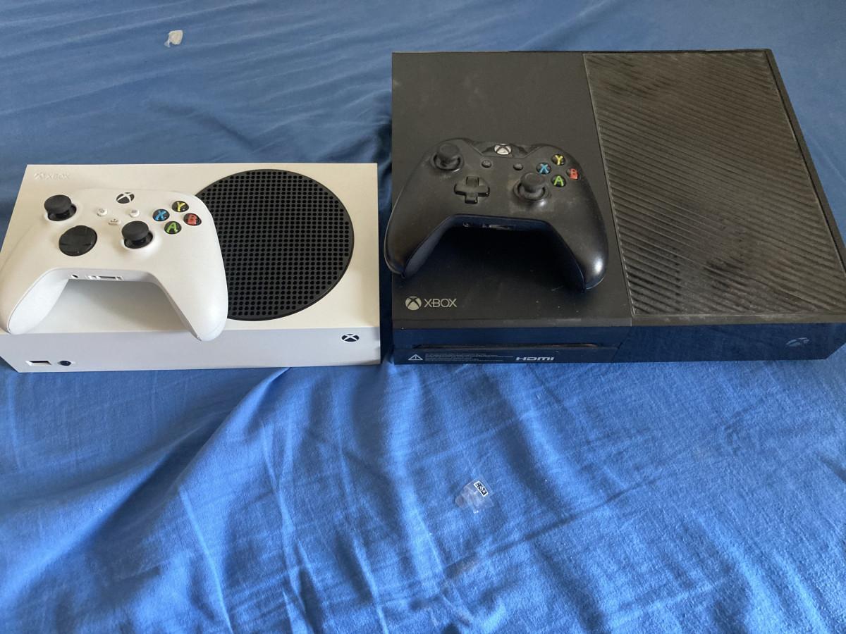 Xbox Vergleich