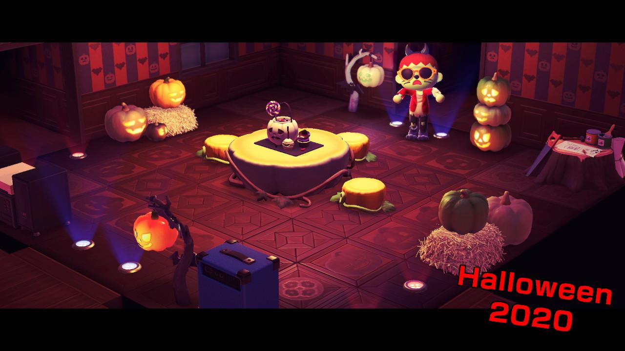 Animal Crossing Halloween 2020 - 1