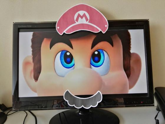 Super Mario Screen