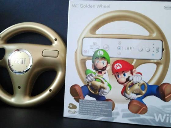 Wii Golden Wheel