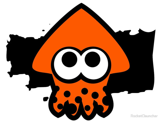 Splatoon Squid