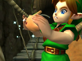 The Legend of Zelda Ocarina of Time 3D Bilder