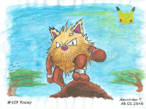 Rasaff #057 - Pokémon 20th Anniversary