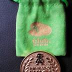 """""""The Year of Luigi"""" - Gedenkmünze"""