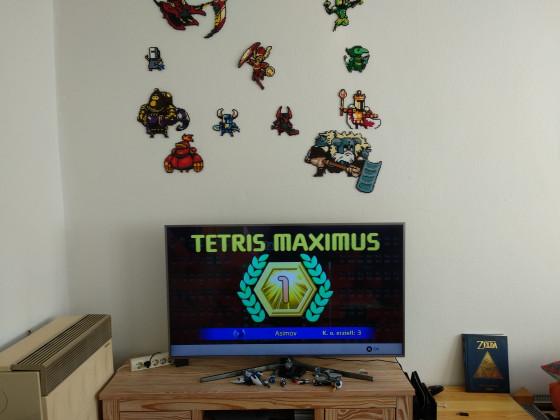 Tetris Maximus