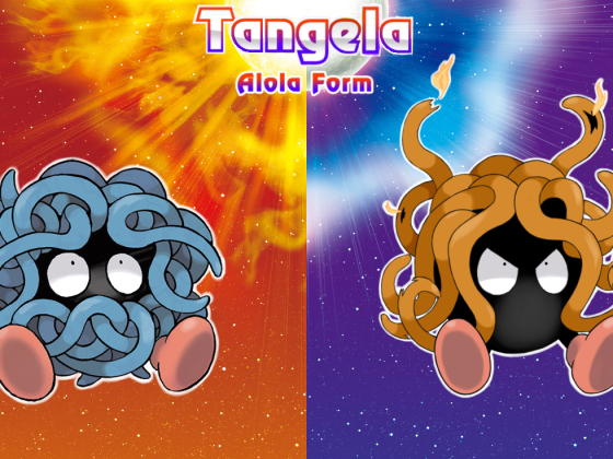 Alola Tangela