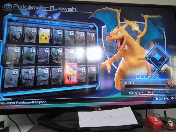 Pokemon Tekken Demo