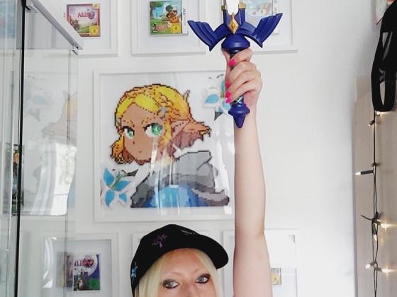 Be like Skyward Sword Link