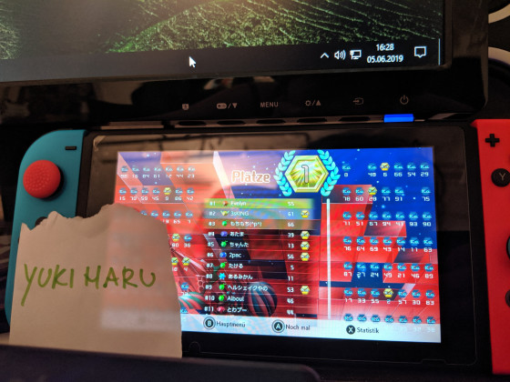 Tetris99 1. Platz für Gewinnspiel :D