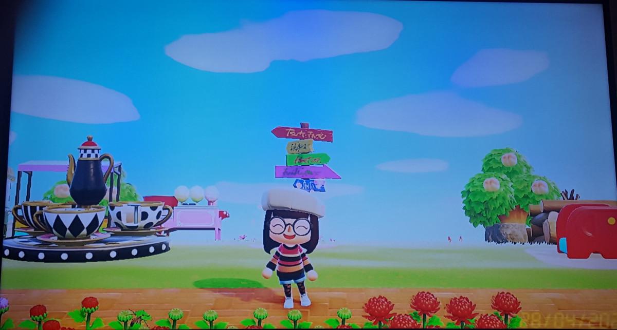 Animal Crossing New Horizons Errungenschaft