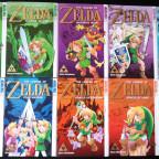 The Legend of Zelda Manga-Serie