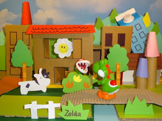 Yoshi's Crafted World Gewinnspiel