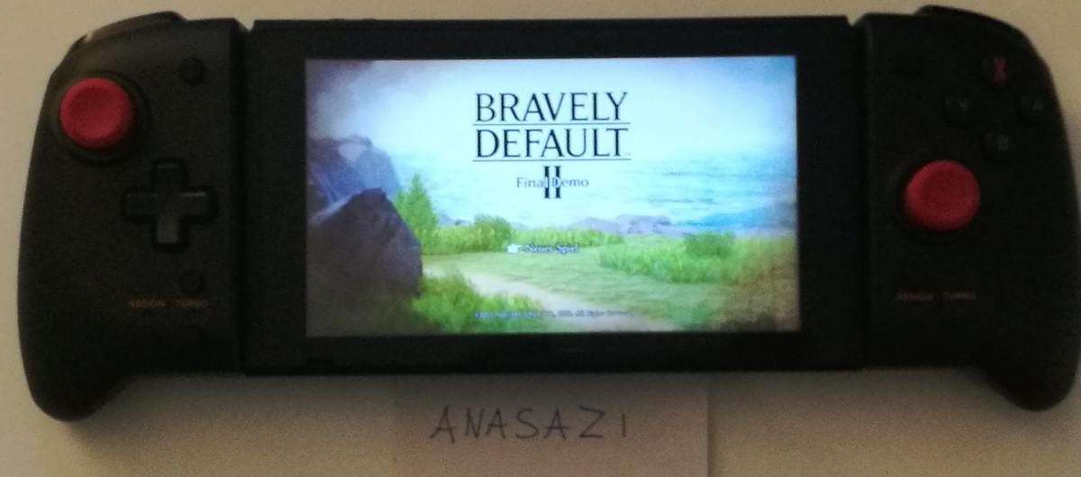Bravely Default II Anasazi
