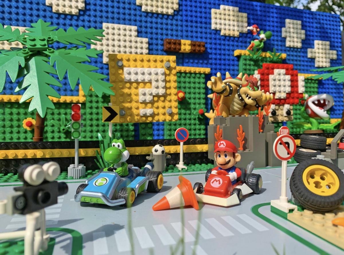 Lego Super Mario Gewinnspiel