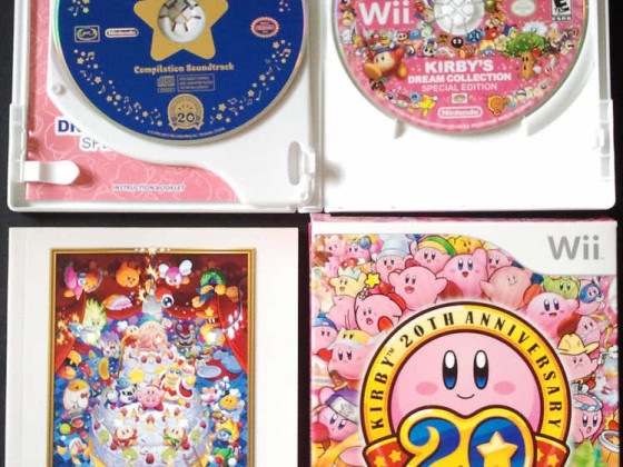 Kirby's Dream Collection: Special Edition (US)