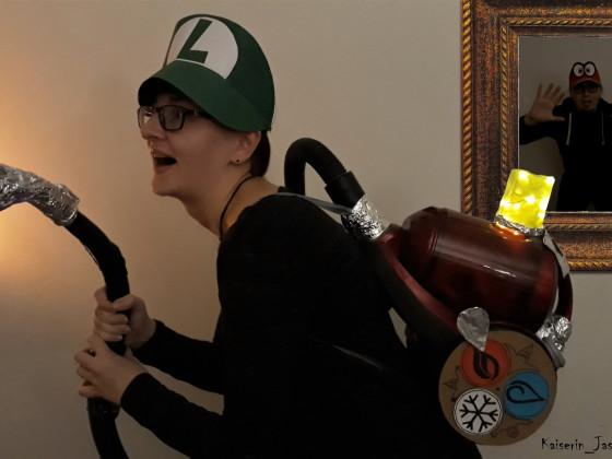 Luigi's Schreckweg - Gewinnspiel