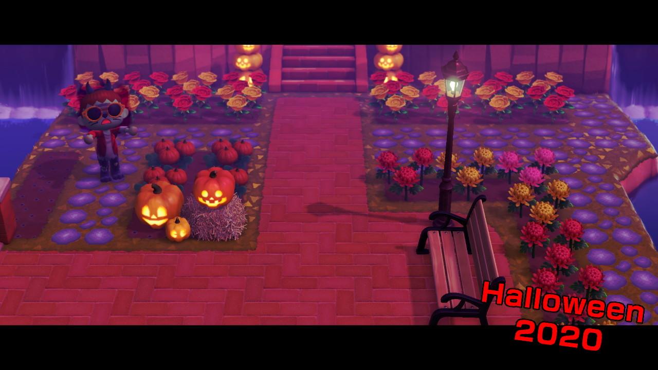 Animal Crossing Halloween 2020 - 6