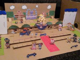 Paper Mario Gewinnspiel