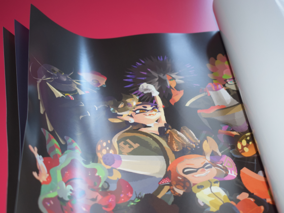 Splatoon 2 Poster-Set (My Nintendo)