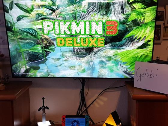Pikmin 3 Deluxe Gewinnspiel