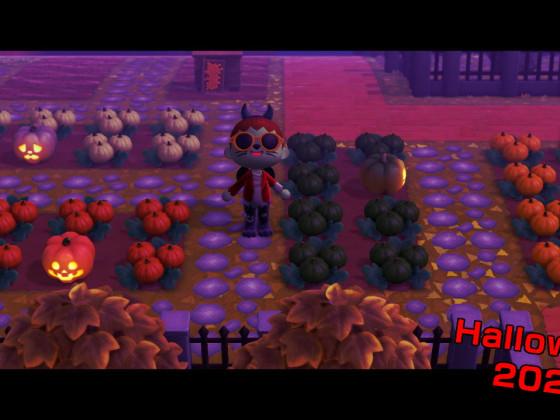Animal Crossing Halloween 2020 - 8