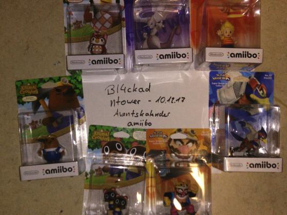 Amiibo-Sammlung