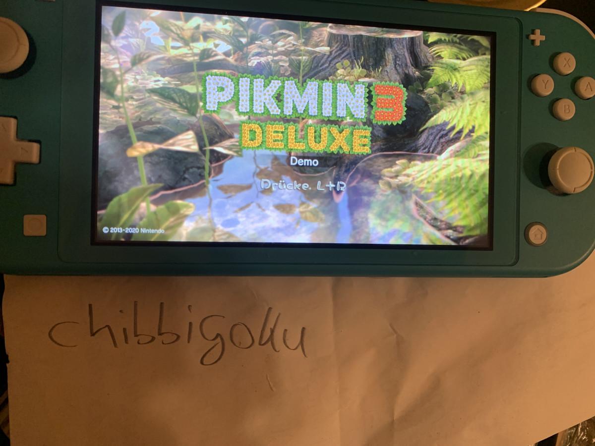 Pikmin 3 Gewinnspiel Chibbigoku