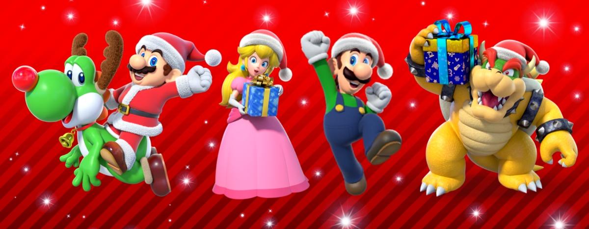 Super Mario Weihnachten 2020 ntower