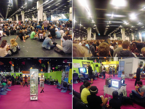 Gamescom 2017 in Köln