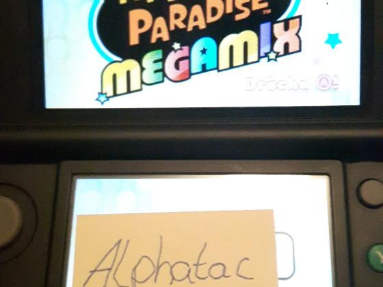 Rhythm Paradise Gewinnspiel - Alphatac