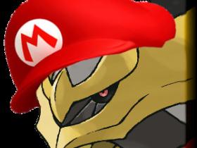Mario-Giratina