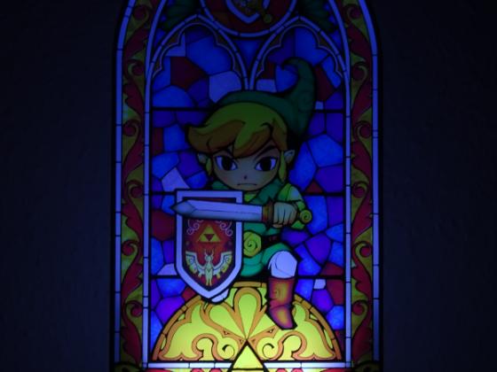 Zelda Lampe