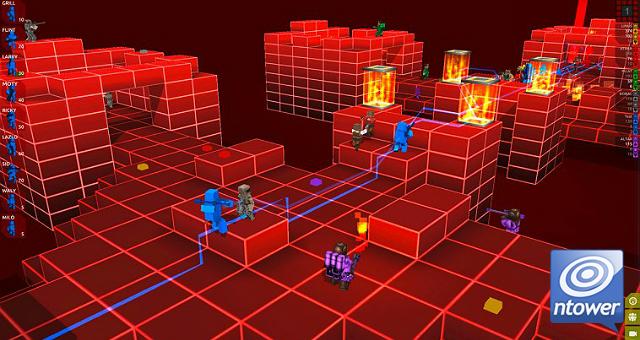 Test Zu Cubemen Wii U Ntower - Minecraft wii u namen andern
