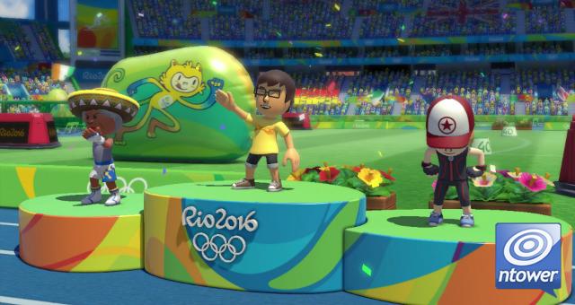 Mario Sonic Bei Den Olympischen Spielen Rio 2016 Wiiu Ntower Dein Nintendo Onlinemagazin